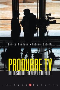 Produrre TV Copertina del libro