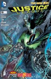 Justice League (2011-2016) #10