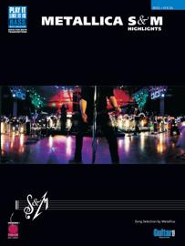 Metallica - S&M Highlights (Songbook)