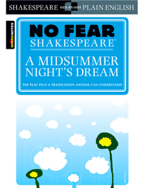 A Midsummer Night's Dream (No Fear Shakespeare) book