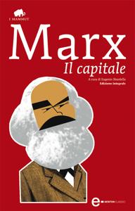Il capitale Libro Cover
