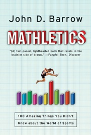 MATHLETICS: 100 AMAZING THINGS YOU DIDNT KNOW ABOUT THE WORLD OF SPORTS