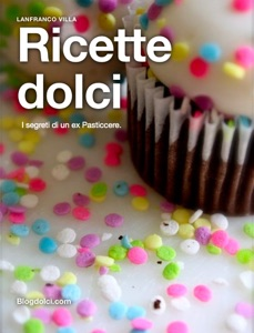 Ricette dolci Book Cover