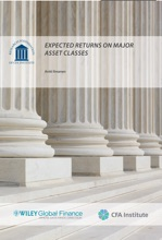 Expected Returns On Major Asset Classes