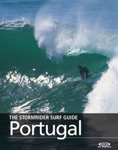 The Stormrider Surf Guide Portugal Book Cover