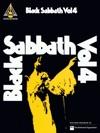Black Sabbath Vol 4 Songbook