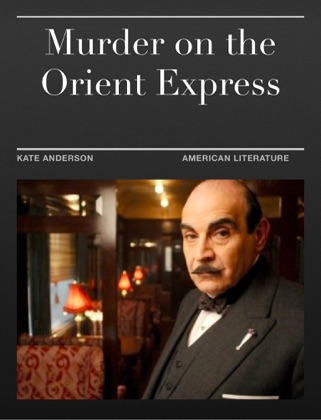 Novel Study: Murder on the Orient Express image