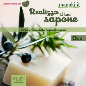 Realizza il tuo sapone vol. 1 Book Cover