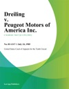 Dreiling V Peugeot Motors Of America Inc