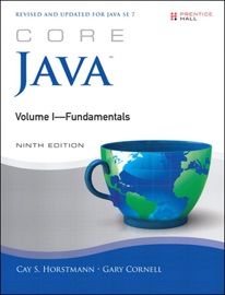 CORE JAVA VOLUME I--FUNDAMENTALS, 9/E