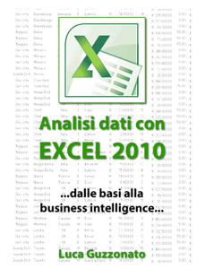 Analisi dati con Excel 2010 Libro Cover