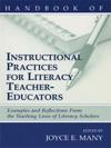 Handbook Of Instructional Practices For Literacy Teacher-educators