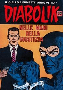 DIABOLIK (93) Book Cover