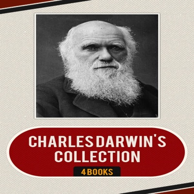 Charles Darwin's Collection [ 4 books ]