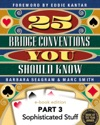 25 Bridge Conventions You Should Know Sophisticated Stuff