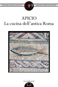 La cucina dell'antica Roma Libro Cover