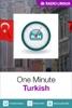 One Minute Turkish (Enhanced Version)