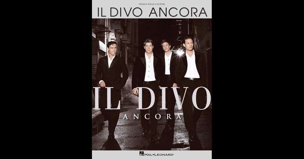 Il divo ancora songbook by il divo on ibooks - Il divo encore ...