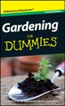 Gardening For Dummies Pocket Edition