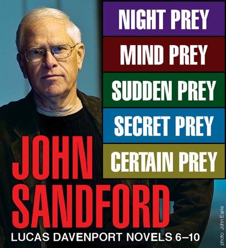 John Sandford - John Sandford Lucas Davenport Novels 6-10