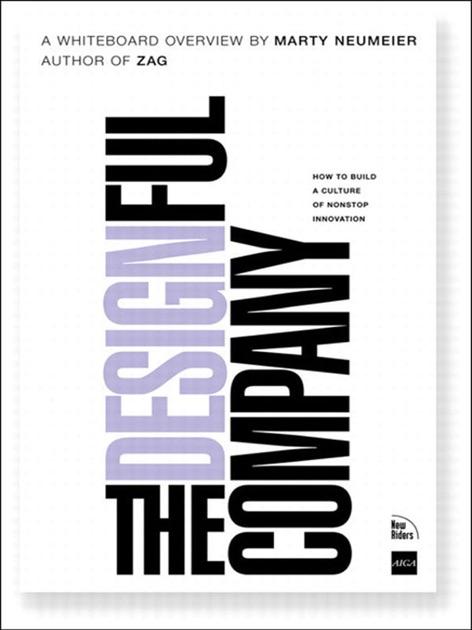 Marty Neumeier On Apple Books