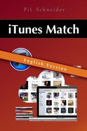 ITUNES MATCH (ENGLISH)