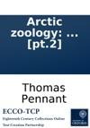 Arctic Zoology  Pt2