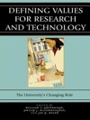 Defining Values For Research And Technology