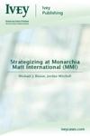 Strategizing At Monarchia Matt International MMI