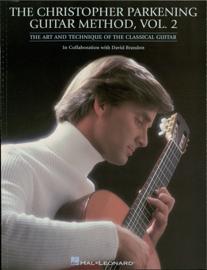 The Christopher Parkening Guitar Method - Volume 2 (Music Instruction)