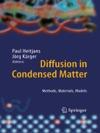 Diffusion In Condensed Matter