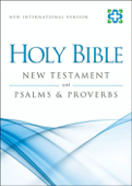 NIV, New Testament with Psalms and Proverbs
