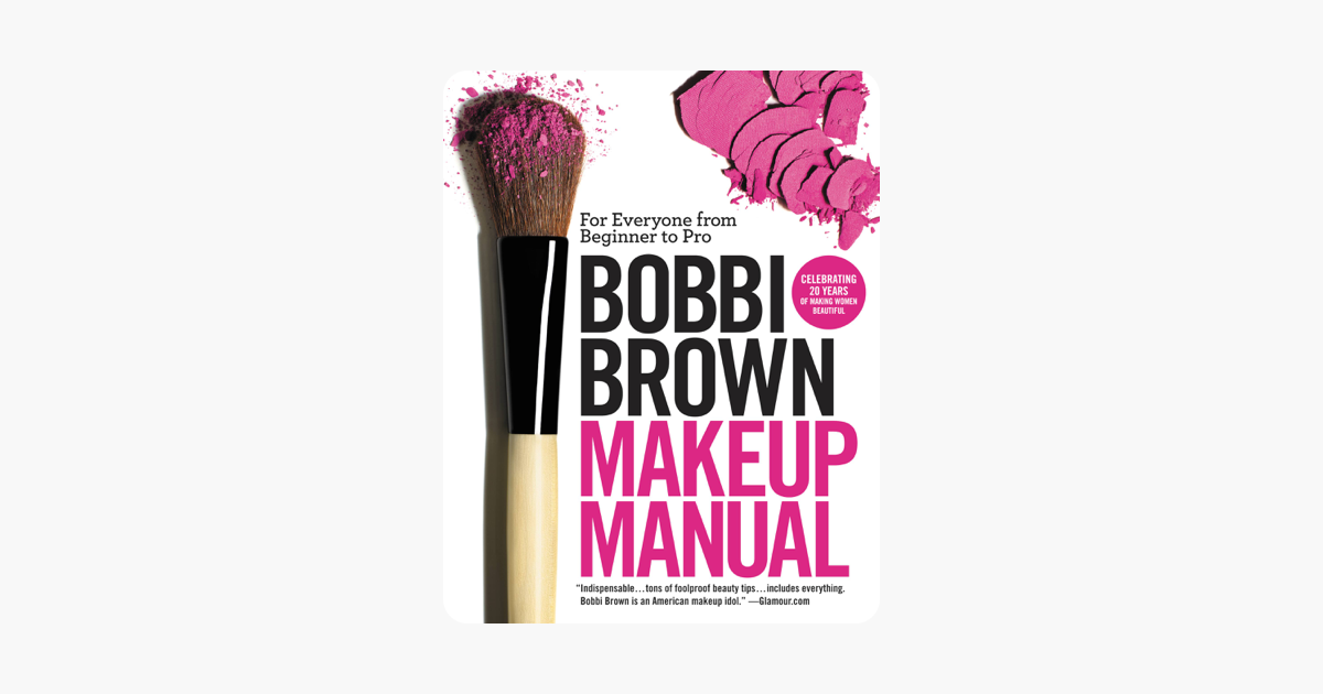 Bobbi Brown Makeup Manual On Apple Books