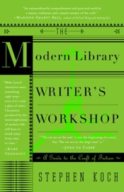 The Modern Library Writer S Workshop