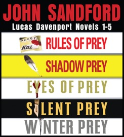 John Sandford Lucas Davenport Novels 1-5 PDF Download