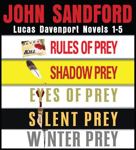 John Sandford - John Sandford Lucas Davenport Novels 1-5