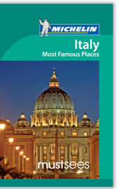 Italy MustSees Michelin Guide 2013