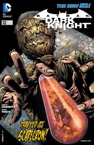 Gregg Hurwitz & David Finch - Batman: The Dark Knight (2011- ) #12