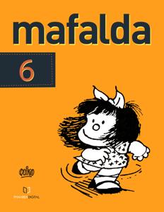 Mafalda 06 (Español) Book Cover