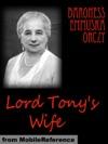 Lord Tonys Wife