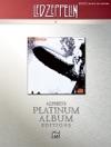 Led Zeppelin I Platinum Guitar