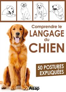 Comprendre le langage des chiens La couverture du livre martien