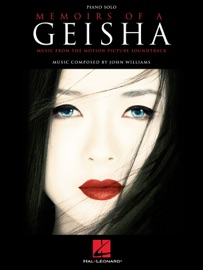 MEMOIRS OF A GEISHA (SONGBOOK)