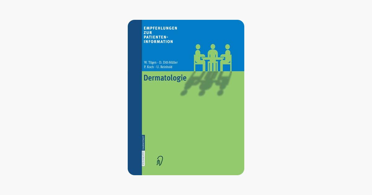 Empfehlungen zur Patienteninformation Dermatologie (German Edition)
