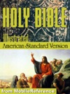 The Holy Bible American Standard Version ASV