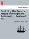 Sketching Rambles Or Nature In The Alps And Apennines  Illustrated Etc Vol II