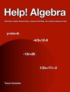 Help! Algebra Book Cover
