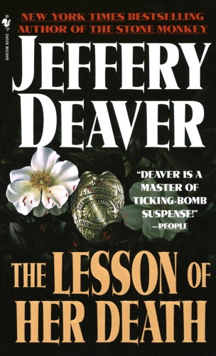 Jeffery Deaver - The Lesson of Her Death