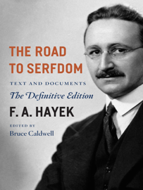 The Road to Serfdom book