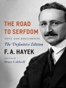 The Road to Serfdom ebook